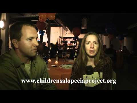 Children's Alopecia Project Interviews at the Sping Spectacular