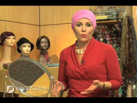 How to tie a headscarf - Dana-Farber Cancer Institute