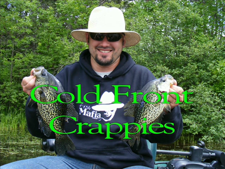 Cold Front Crappies