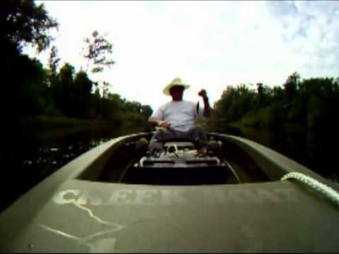 Creek Boat Trip 9 15 11