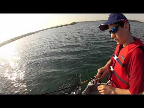 Suburb Smallmouth Fishing
