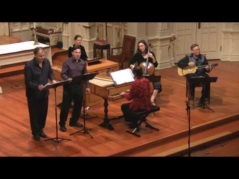 Monteverdi: Zefiro Torna