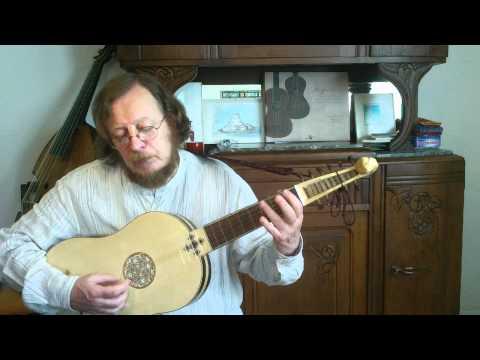 Alonso Mudarra - Fantasia de pasos largos - Vihuela