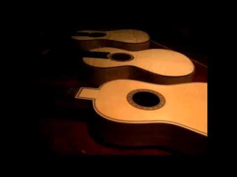 19th cen guitars by M. Thames, Gary Stewart plays Guilliani