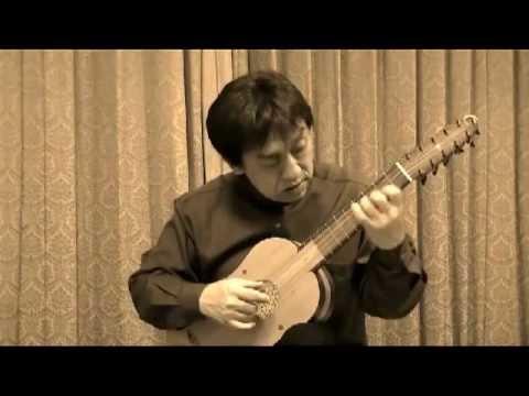 Luys de narvaez -La canción del Emperador(Mille regres, Josquin) Shiki Nagashima