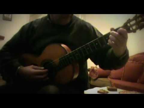 F.Tarrega - Lagrima - Romantic guitar