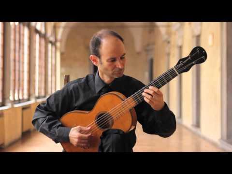 Paganini: Sonata 35 | Rosario Conte, guitar