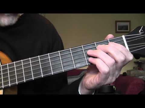 Video 2b - 19th-Century Guitar Improv