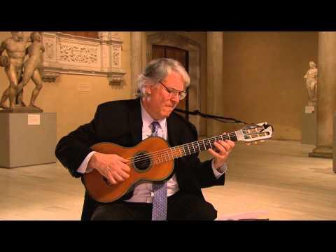 David Starobin plays Rondo in D Major, op. 11, no. 4 by Francesco Molino