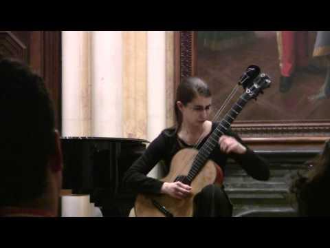 Petra Poláčková plays Luigi Legnani: Capricci op. 20 nn. 24, 31, 7, 36