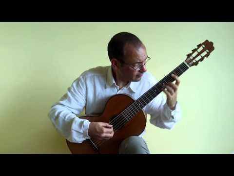 Giulio Regondi - Étude n°8