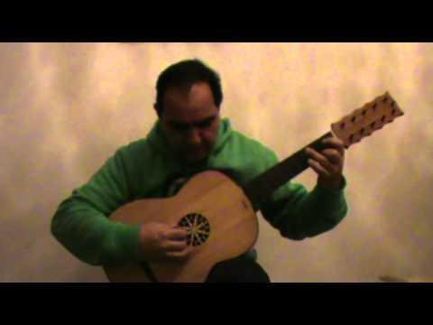 Luis Milan - Pavane 6 - Vihuela