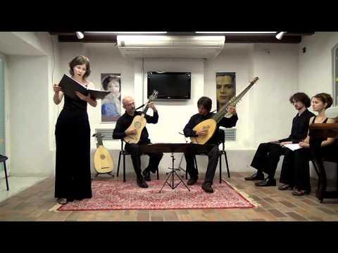 Claudio Monteverdi: Eri già tutta mia (Anonymmi Quattuor)