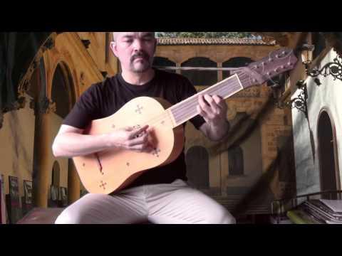 Fantasia 18 (Fuenllana-1554) by Rómulo Vega-González
