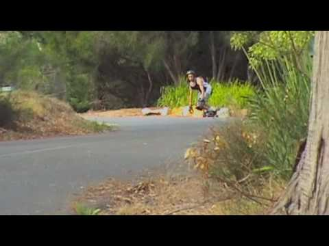 Longboarding Whilst Wearing Clothes