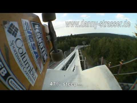 bobtrack downhill skateboarding