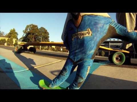 Shark Hazard! (Extreme Downhill Fingerboarding)
