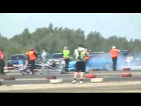 silvia drifting crash