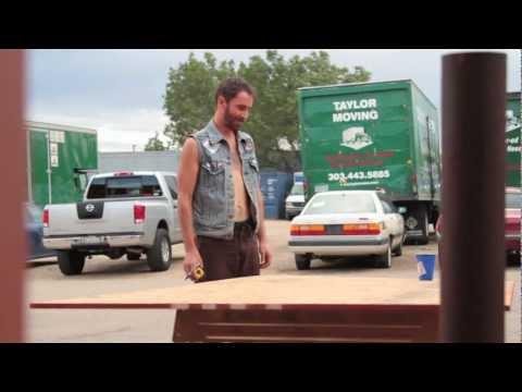 Longboard Mini Mega Ramp