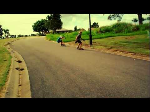 Longboarding    Gnarcho Steeze Flavour