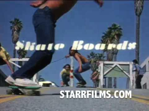 1975 SUPER SURFER SKATEBOARDS Tv Commercial for Canada