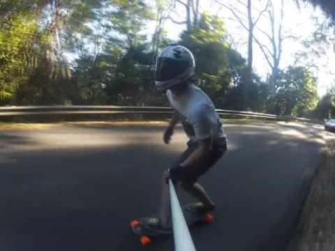 Mt Keira Skate feat. Matti Rae