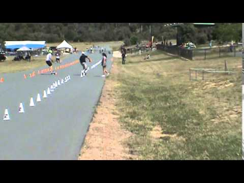 2015 March Canberra slalom