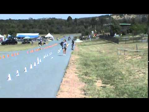 2015 March Canberra slalom
