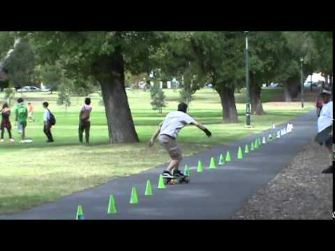 2015 March Melbourne slalom