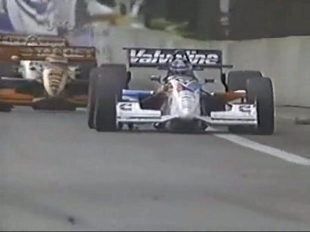 Robby WINS at Detroit 1995