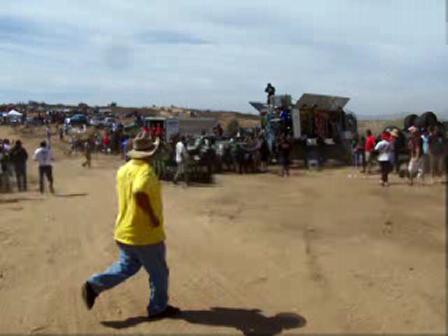2007 Baja 500 pit video