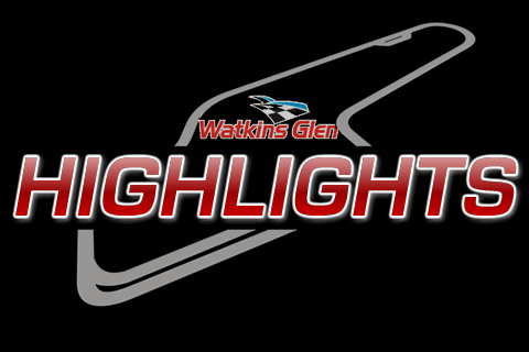 Cup Highlights from Watkins Glen