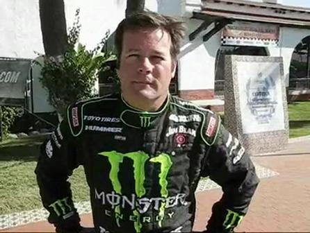 2009 Baja 1000 RG Interview
