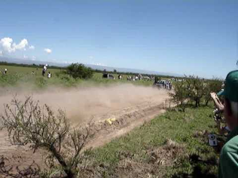 2010 Dakar Rally Robby Gordon Stage 1