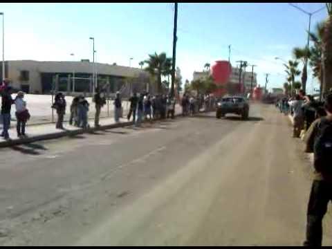 2009 Baja 1000 Robby Gordon Start