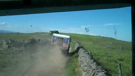 2010 Dakar Cockpit #528