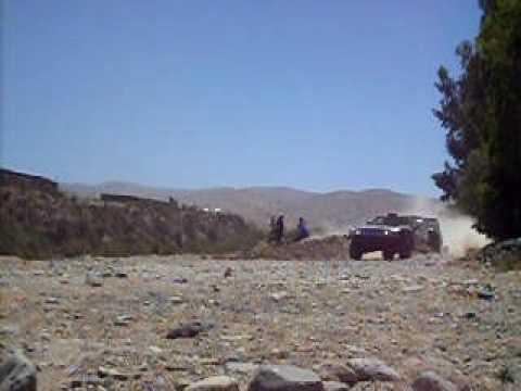 2010 Dakar Robby Gordon Stage 10