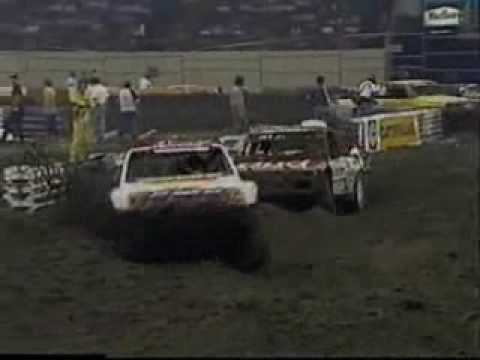 Robby @ the Superdome MT offroad racing