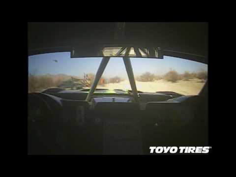 Robby Gordon 2010 San Felipe 250 First Ten Race Minutes