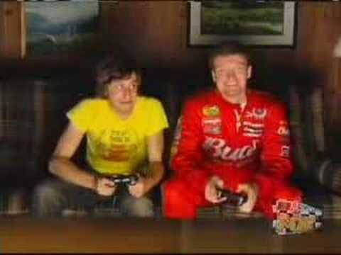 ROBBY GORDON NASCAR ON FOX PROMO FROM 2007