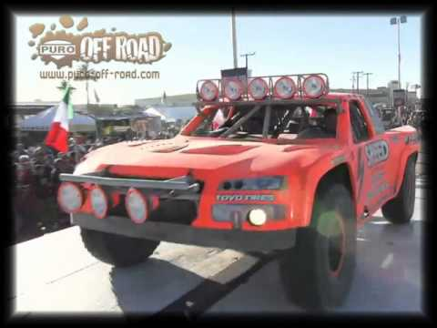 2010 Baja 1000 Finish