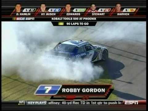 2010 Robby Gordon Phoenix Spin