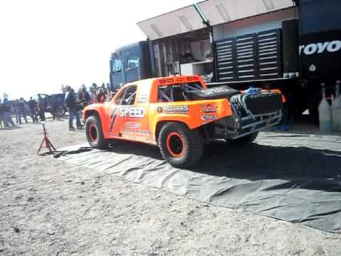 2011 Laughlin Pits Robby Gordon