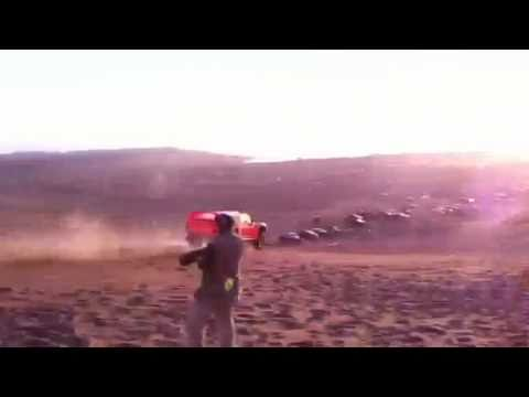 2011 Dakar Dunes Robby Gordon SPEEDRUN