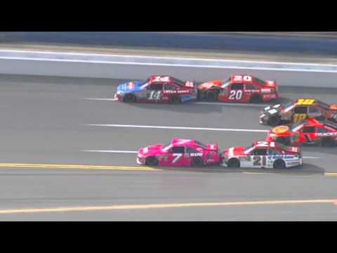 Robby Gordon Talledega Highlights