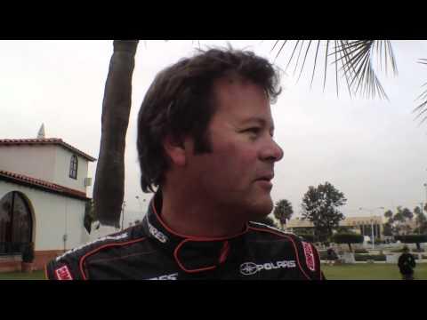 Robby Gordon Interview 2011 Baja 1000