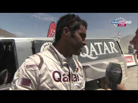 Dakar 2012 Stage 8 Live Coverage (HD) - Part 2/2
