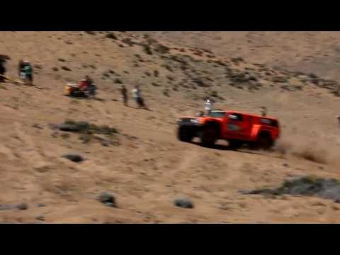 Hummer H3 Robby Gordon - Rally Dakar 2012