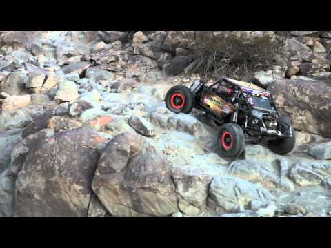 Robby Gordon King of the Hammers Test