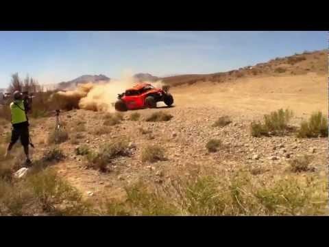 2012 Robby Gordon Mint 400 Practice